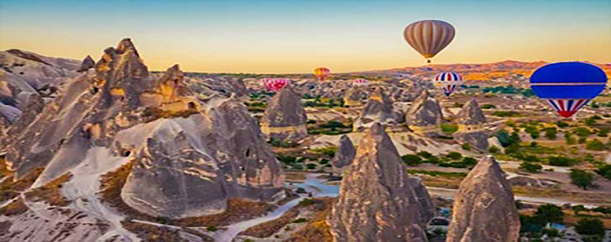 Halal Holidays and Travel in Turkey