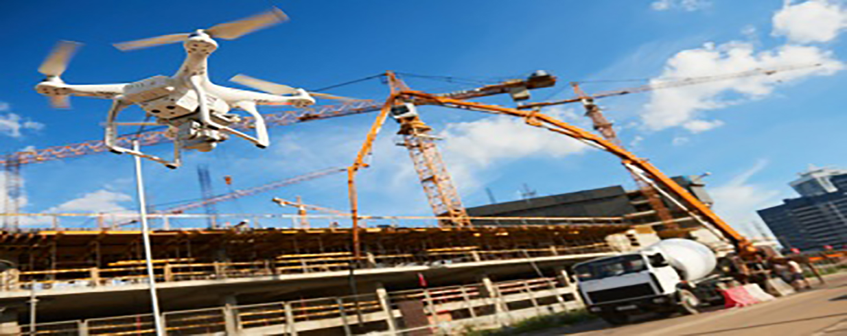 Aerial Drones can Help Accelerate the Digitalization of the Construction Industry