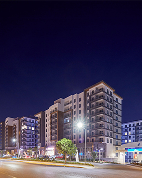 AFFORDABLE APARTMENTS AT THE CENTER OF ISTANBUL