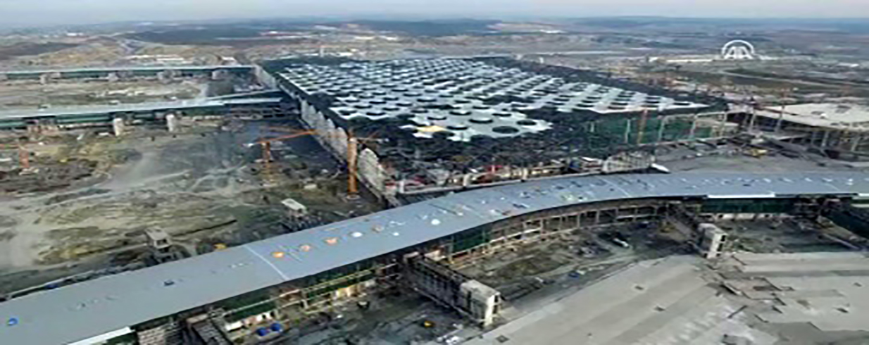 أين يقع مطار اسطنبول الثالث الجديد؟