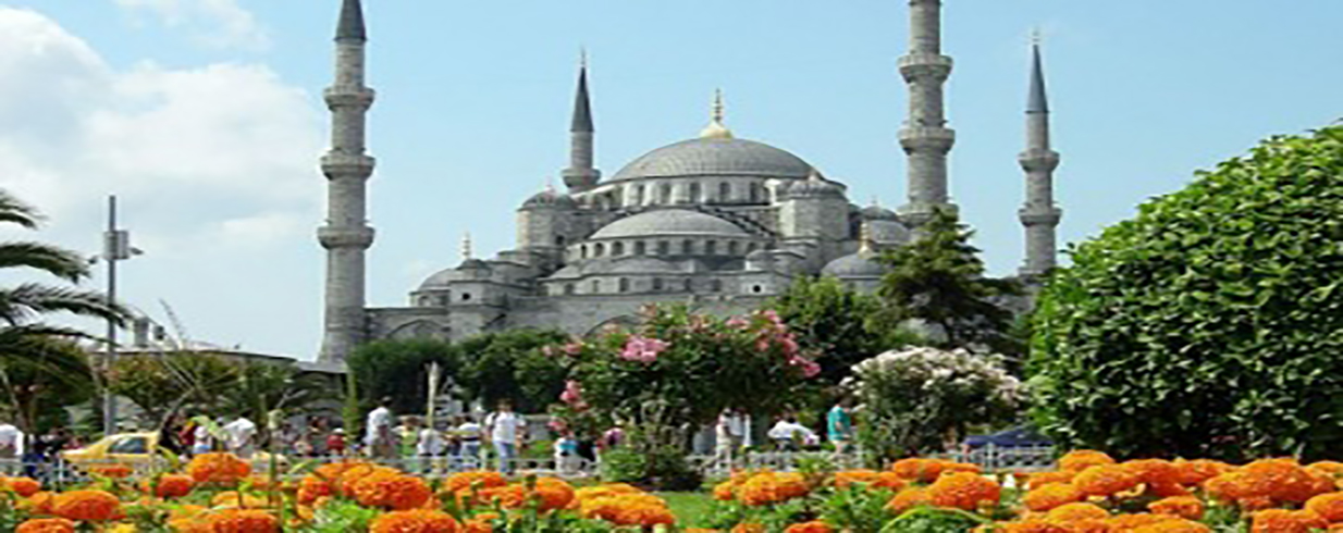 اشهر المساجد في مدينه اسطنبول
