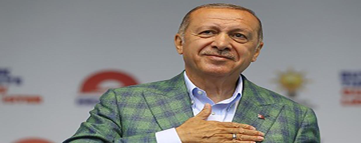 Turkey's memorable presidential races: Erdoğan claims another triumph