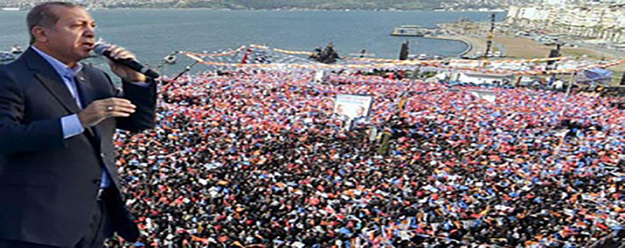 President Erdogan announces 'mega industry zones'