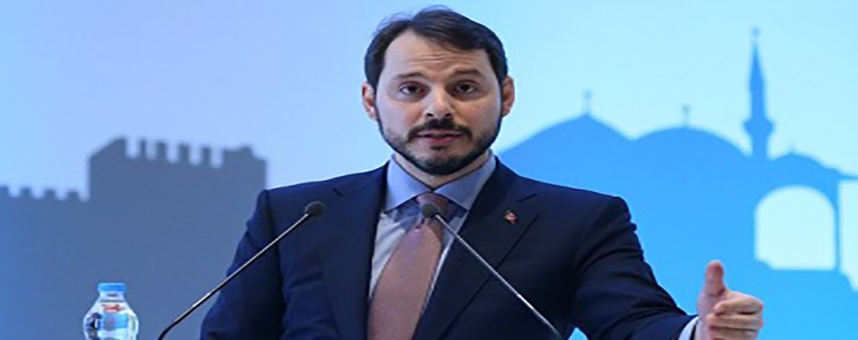 Treasury and Finance Minister Albayrak says Turkey will find a way to convey inflation down to single digits