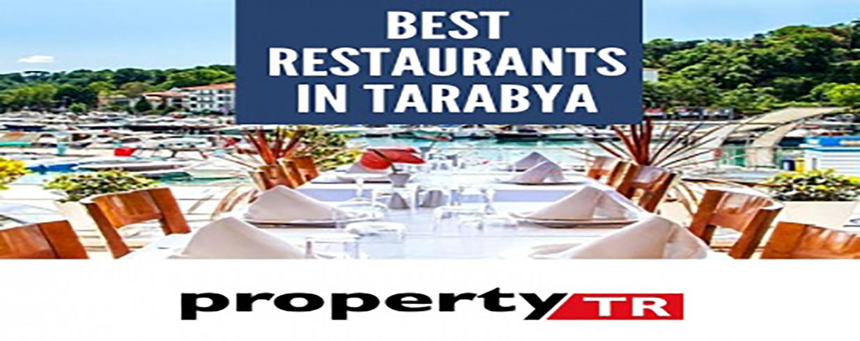 Best Restaurants in Tarabya