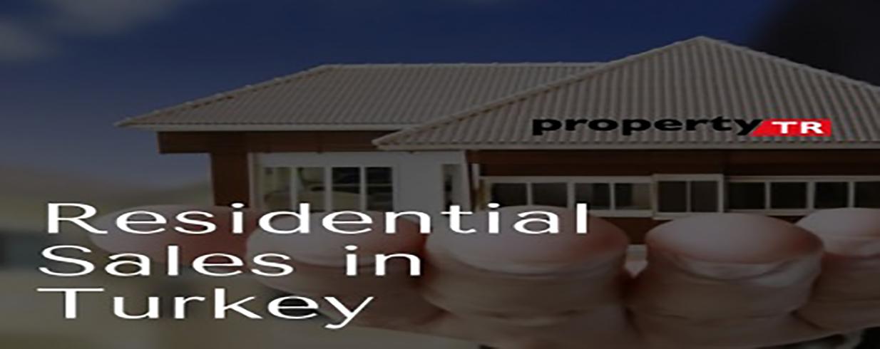 Residential Sales in Turkey
