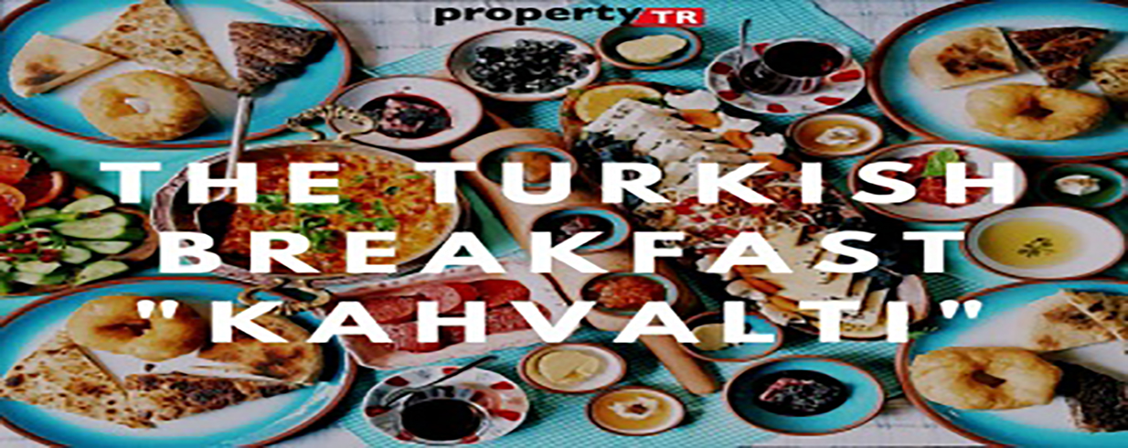 """Where to eat in Istanbul?  The Turkish breakfast : """"Kahvalti"""""""