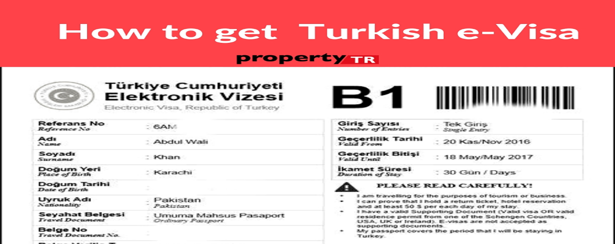 Step by step instructions to Get Your Turkish e-Visa On the web and Stay away from the Line