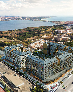 NEW BOSPHORUS CANAL VIEW APARTMENTS