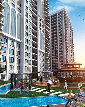 CHEAP APARTMENTS FOR SALE IN ISTANBUL TR-2