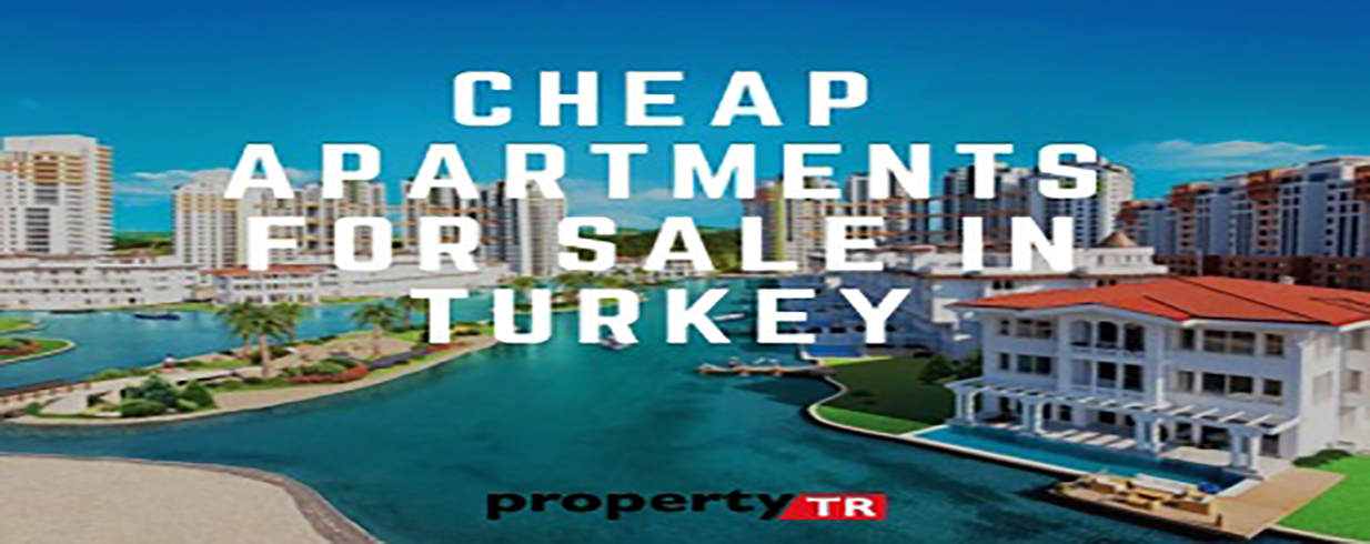 Cheap property in Turkey Istanbul for sale