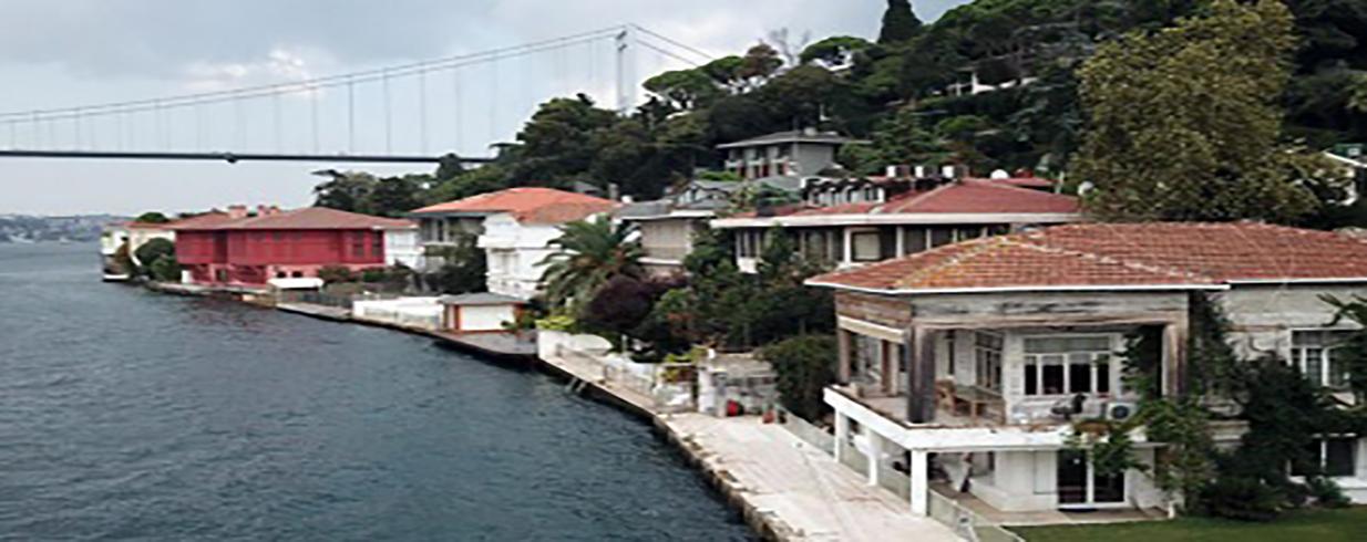 Foreign Investors Buy Summerhouses on the Bosphorus!