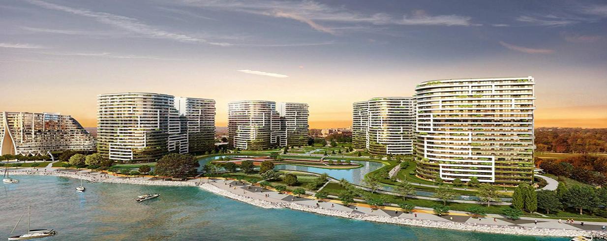 Luxury Housing Is Preferenced in Turkey