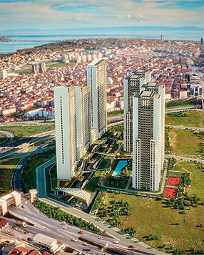 LUXURY SEA VIEW APARTMENTS IN ISTANBUL