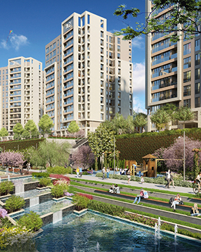 APARTMENTS FOR SALE IN ISTANBUL TR-2