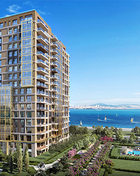 SEAVIEW TOWERS IN ISTANBUL