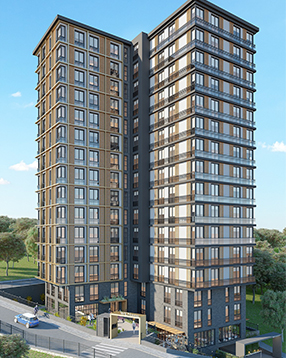 RESIDENTIAL CONCEPT IN LEVENT
