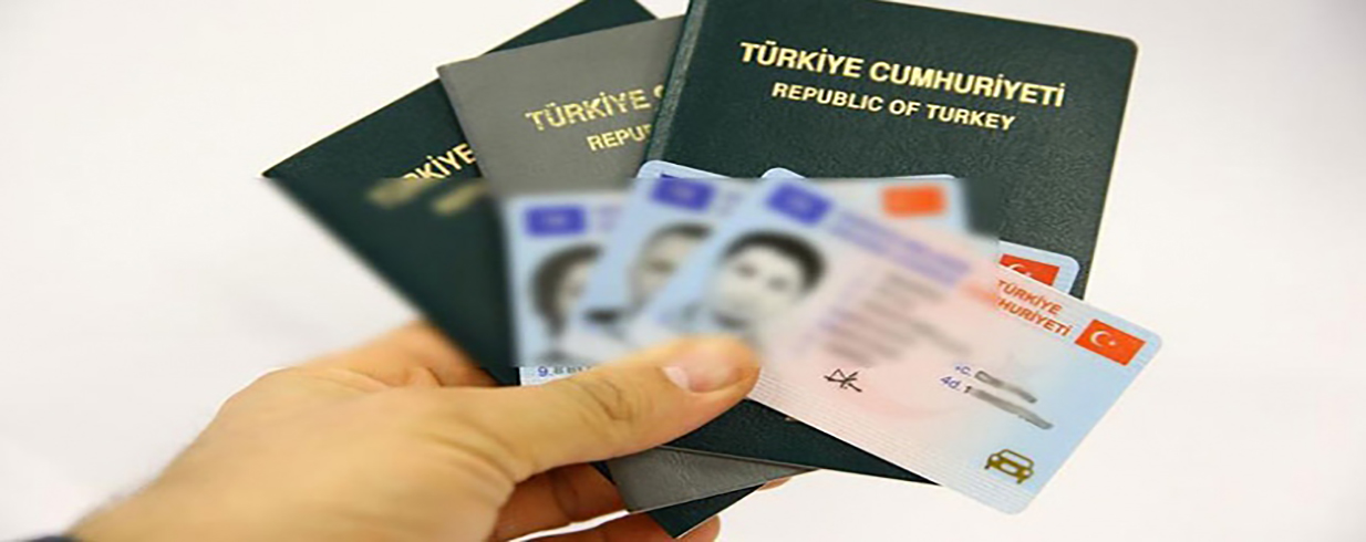 What should I do to get Turkish citizenship?