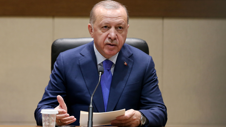 When exactly will the Covid-19 end? President Erdogan said, I hope we will have double Eid after Ramadan