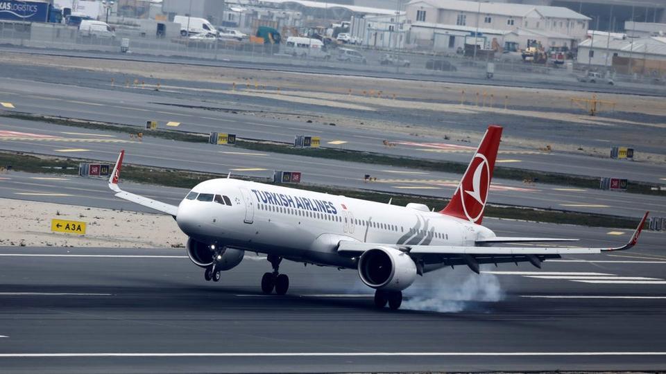 الخطوط الجوية التركية تخطط لاستئناف رحلاتها المحدودة في يونيو