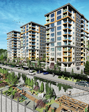 SEA VIEW APARTMENTS FOR SALE IN TRABZON