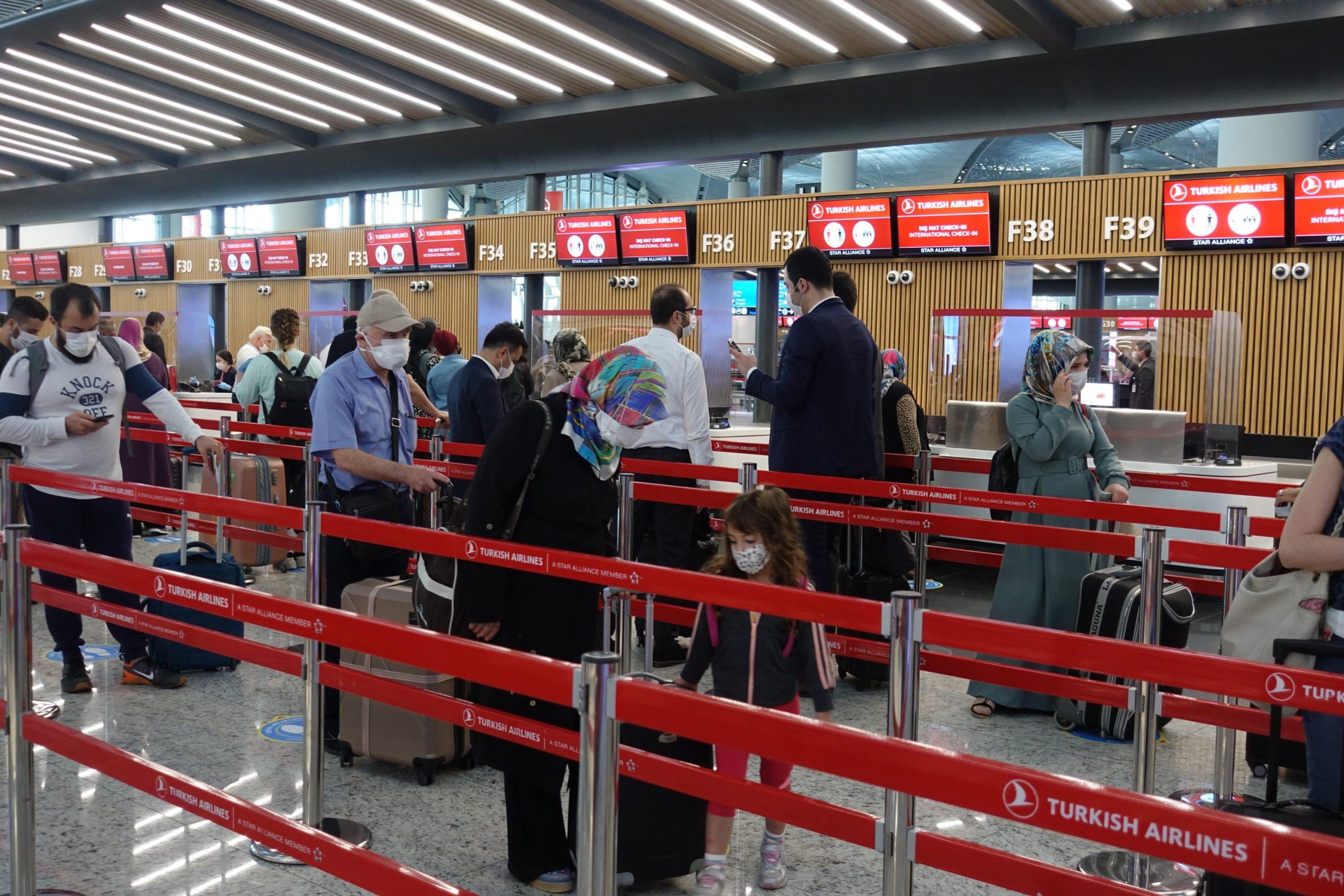 Turkey lifts restrictions on international flights