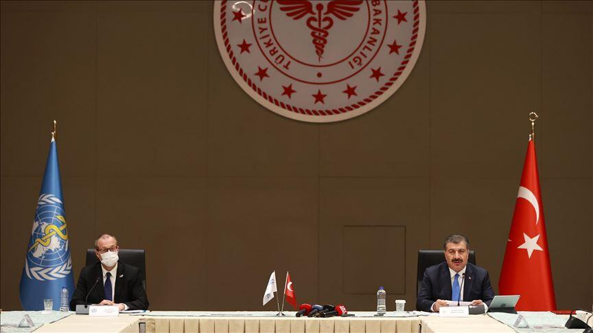 WHO sign agreement to open office in Istanbul