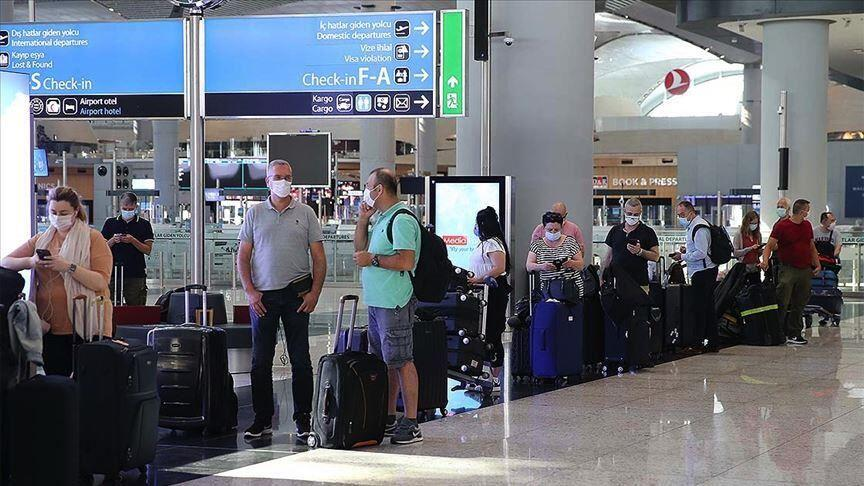 Nearly 36.5 million passengers have been served in H1 in Turkey's airports