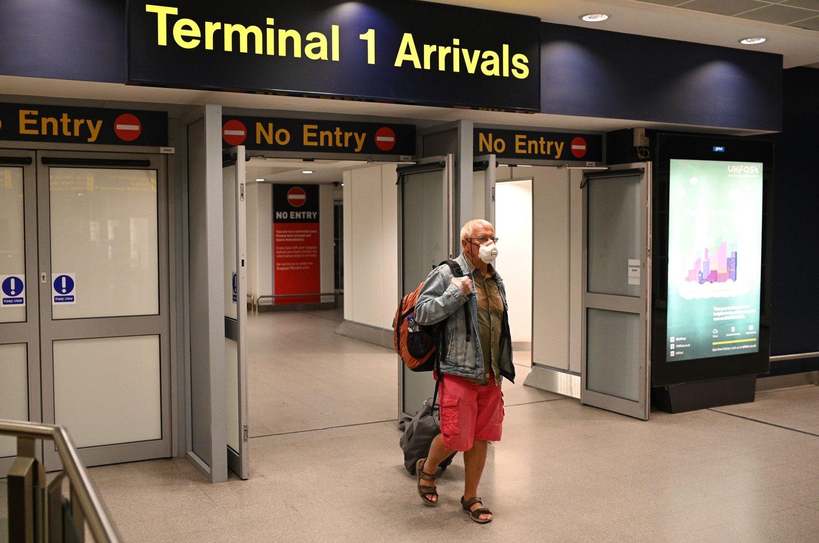 انگلیس اظهار داشت که توریست های ترکیه از قرنطینه سفر کووید-۱۹ معاف خواهند شد