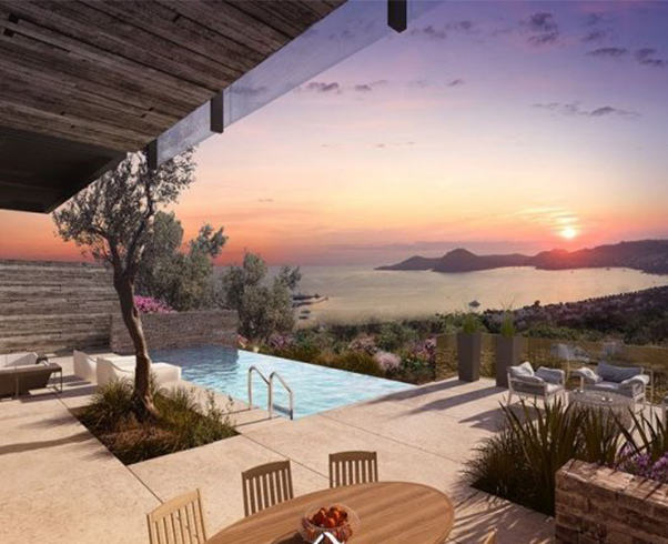 Luxurious Villa For Rent in Bodrum- Why renting is affordable?
