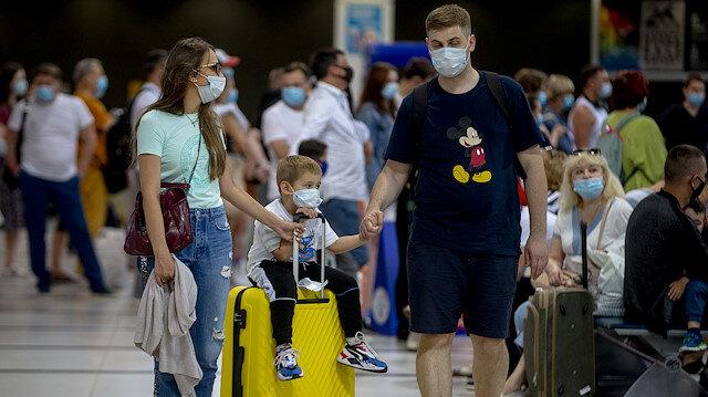 تقریباً ۴۰،۰۰۰ روس به تفرجگاه ترکیه می روند