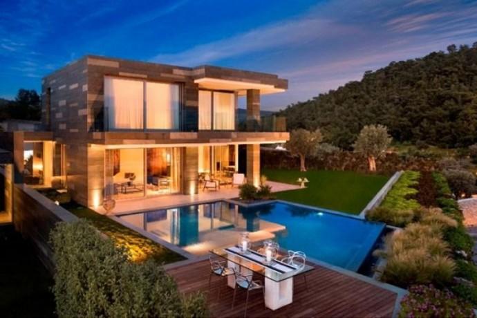 Get villa for rent in Bodrum now