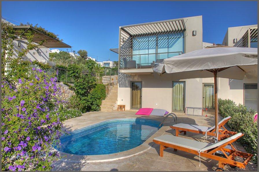 Get villa for rent in Bodrum Turkey today