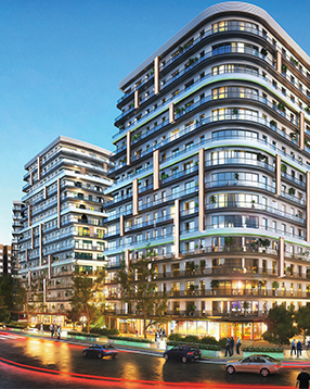LUXURY APARTMENTS IN KAGITHANE FOR SALE
