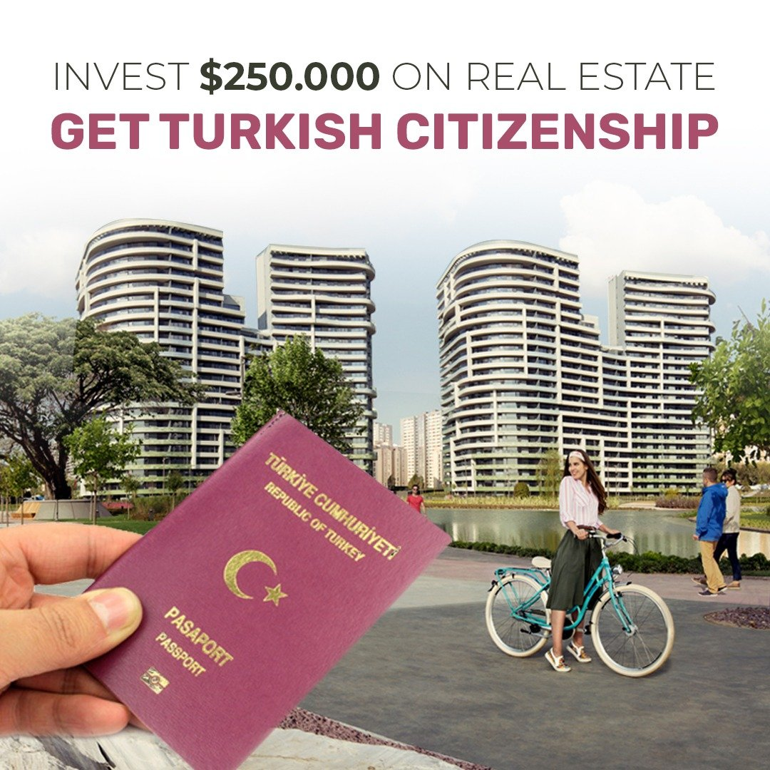 How to purchase property with Turkey citizenship by investment program?