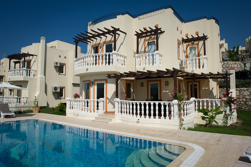 Grab villa for rent Bodrum Turkey today