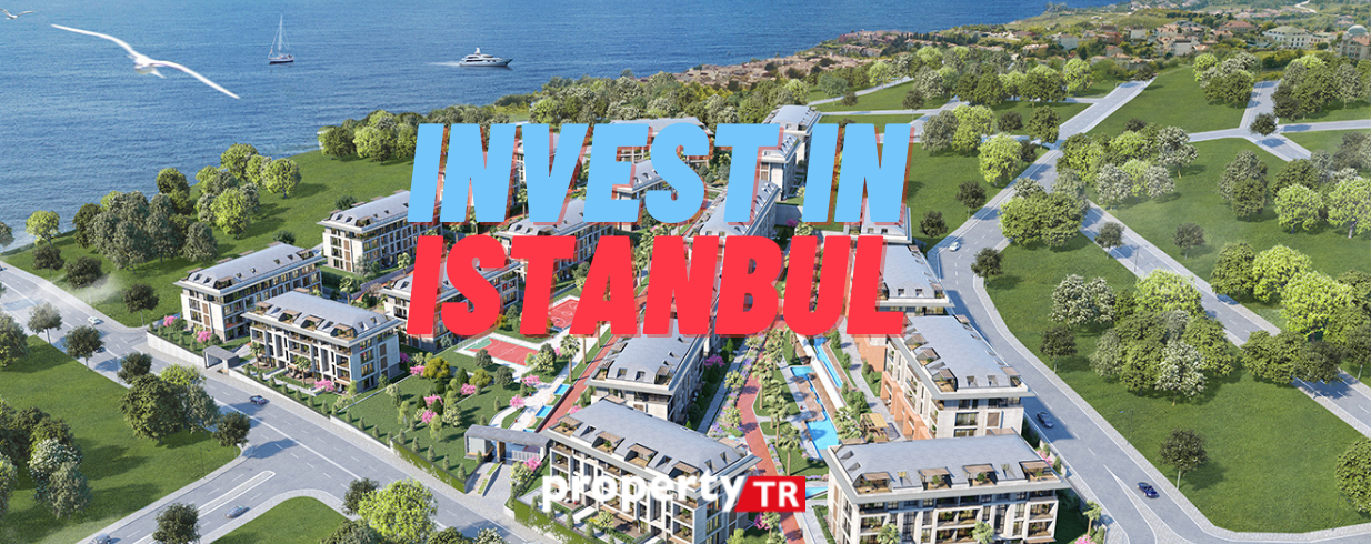 Invest in something magical with real estate in Istanbul