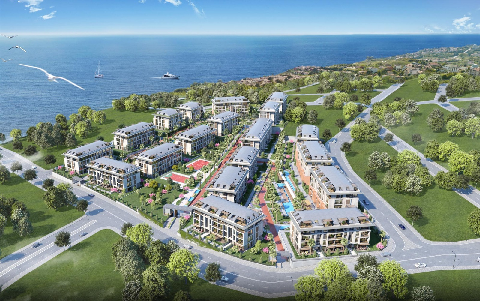 The Benefits Of Investing In Turkey Property