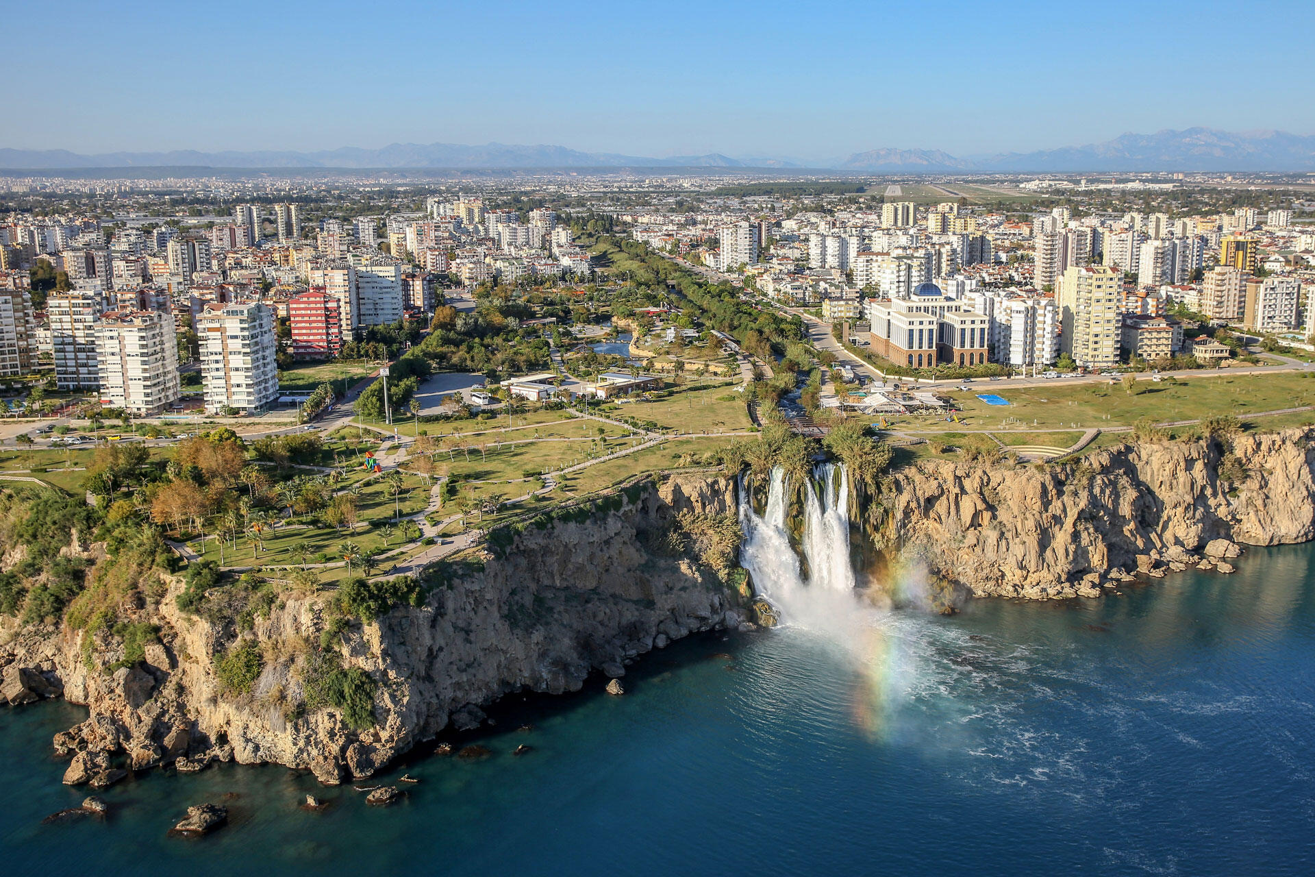 Why Invest To Buy Apartment In Antalya