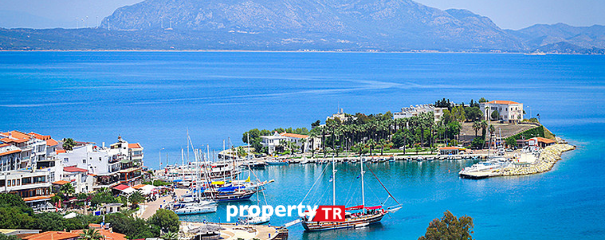 Annual value growth in summer areas is 68 % in Turkey