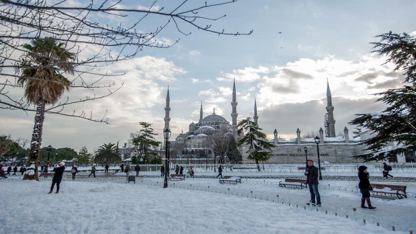 زمستان استانبول - دیجی چارتر