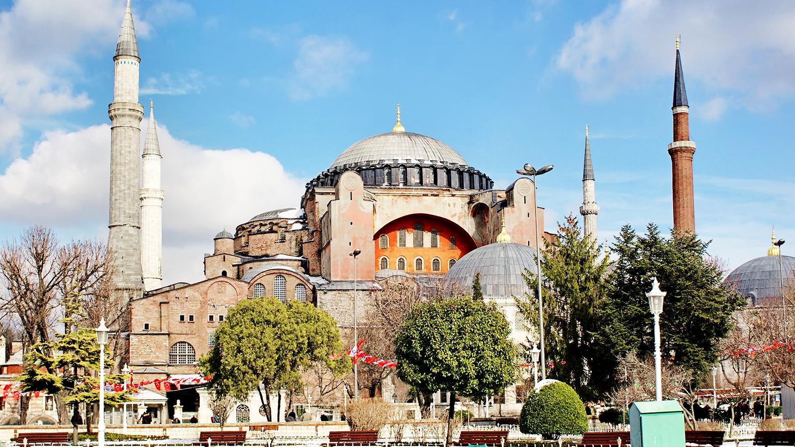 Turkey Hagia Sofia Istanbul
