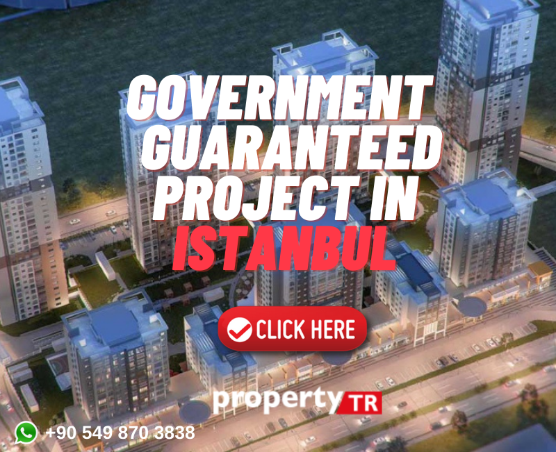 Government guaranteed project in Istanbul