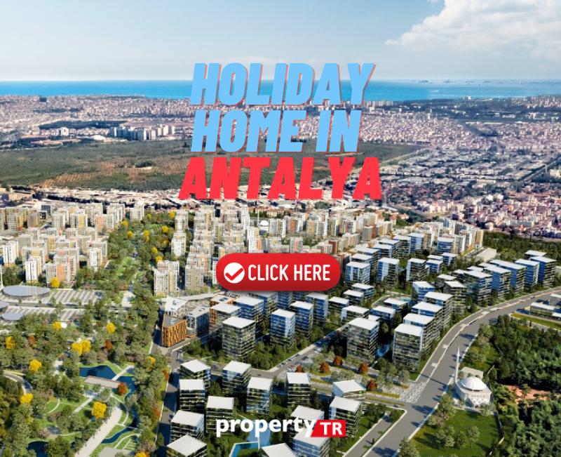 Holiday homes in Antalya