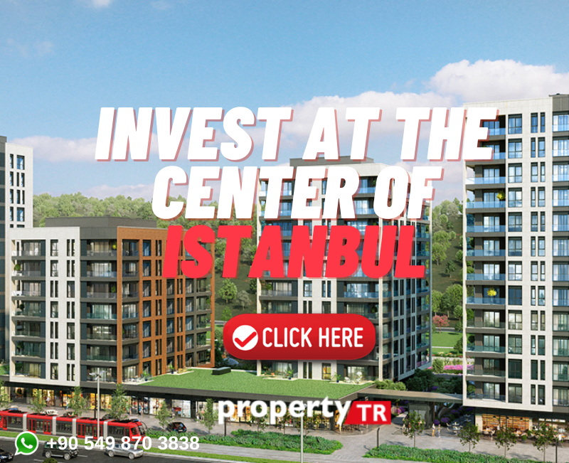 Invest at the center of Istanbul