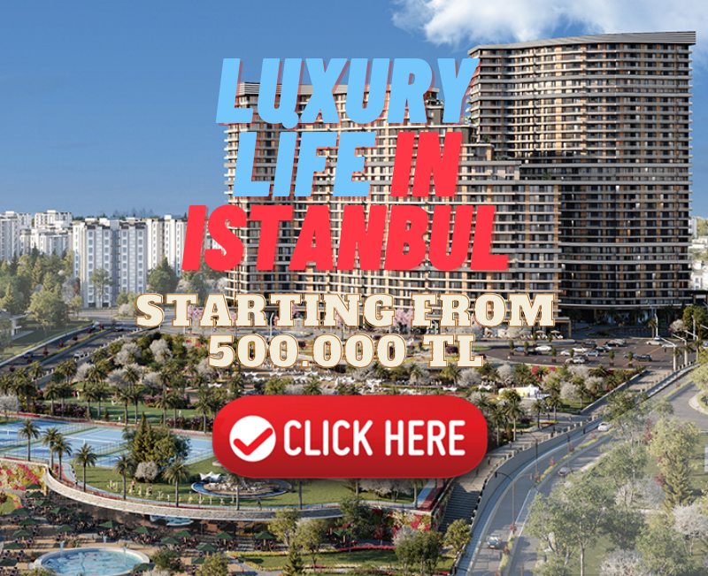 Luxury life investment in Istanbul