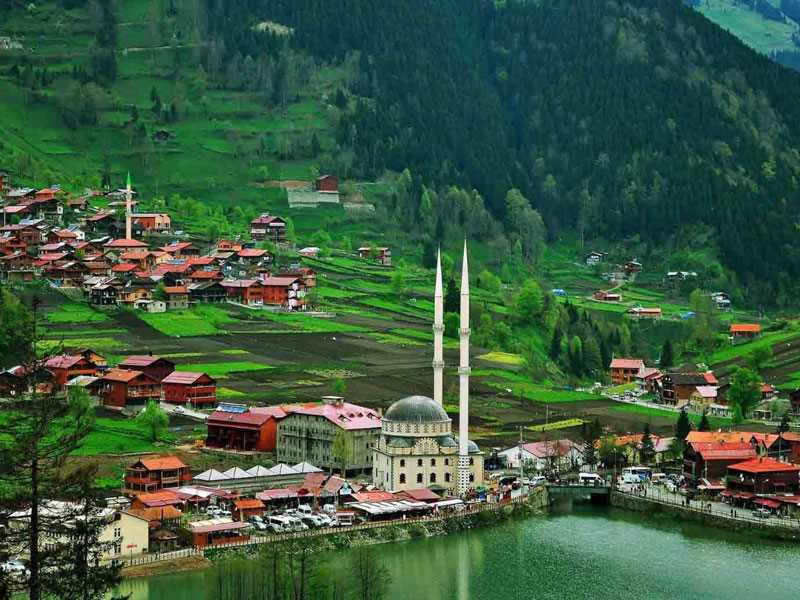 Trabzon Is A Beautiful City For Investment And For Living
