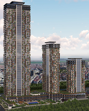 CHEAP APARTMENTS FOR SALE IN ISTANBUL TR-3