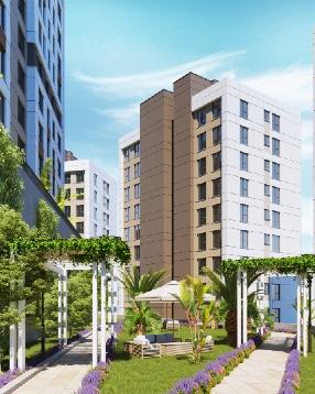 مشروع سكني مميز في وسط المدينة